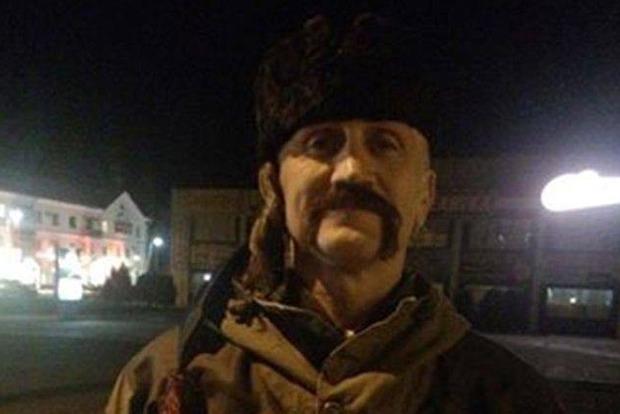 В Киеве простились с бойцом с позывным «Козак», который погиб возле Крутой Балки