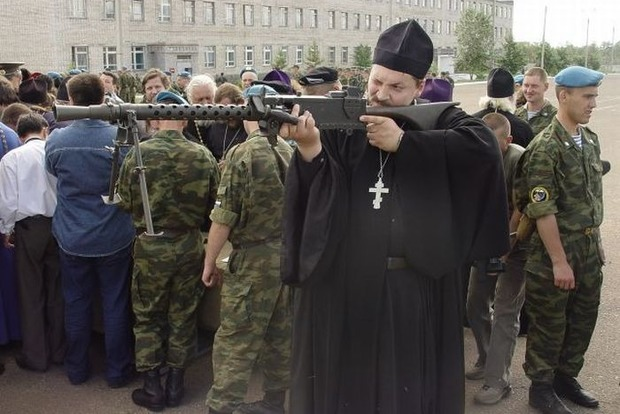 Минкульт прозрел: Московский патриархат сотрудничает с террористами «ДНР» и «ЛНР»