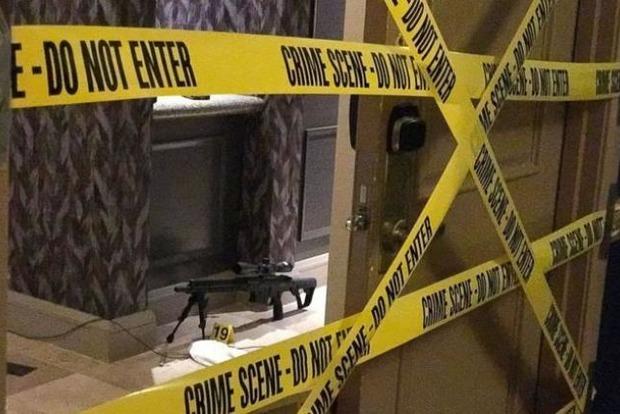 В номере стрелка в Лас-Вегасе найдены шокирующие записи