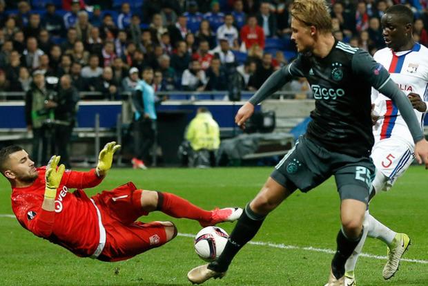«Манчестер Юнайтед» и «Аякс» будут играть в финале Лиги Европы