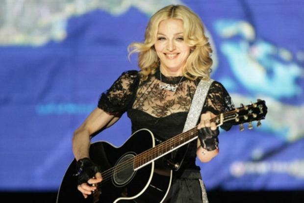 Марш против Трампа: Мадонна сорвала эфиры телеканалов