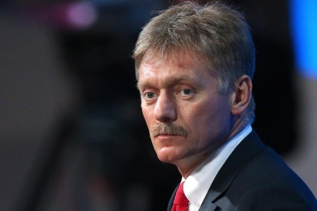 У Путина надеются, что Украина признает аннексию Крыма