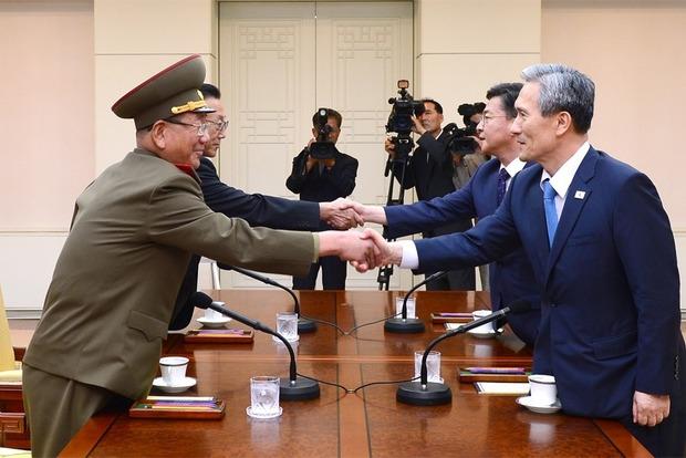 Южная Корея предлагает КНДР возобновить мирные переговоры