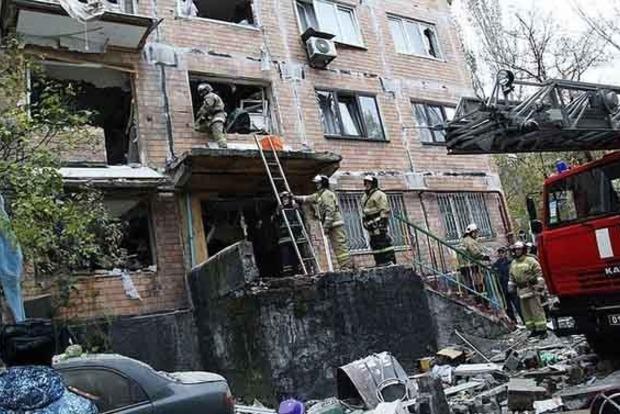 У Донецьку прогримів потужний вибух, є постраждалий
