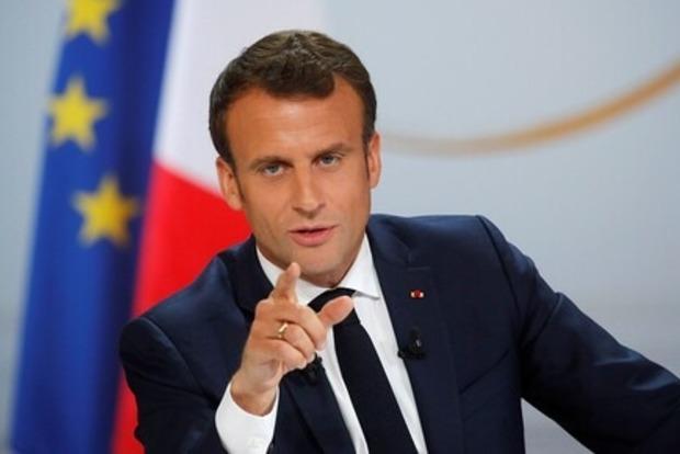 Макрон предлагает реформировать Шенген для защиты от террористов