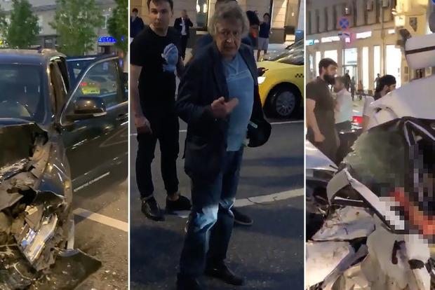 Новые подробности аварии с участием Ефремова