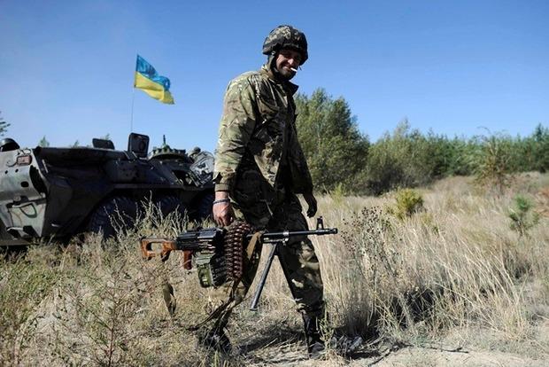 С 1 сентября зарплата солдата на Донбассе составляет 17 тыс. грн - МО