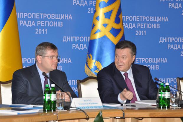 Вилкул планирует вернуть в Украину Януковича по схеме Саакашвили