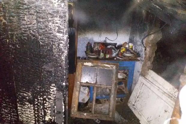 В Мариуполе при пожаре погибли два человека