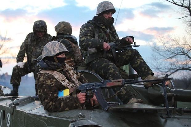 В районе Попасной украинских военных обстреляли из противотанковых ракетных комплексов