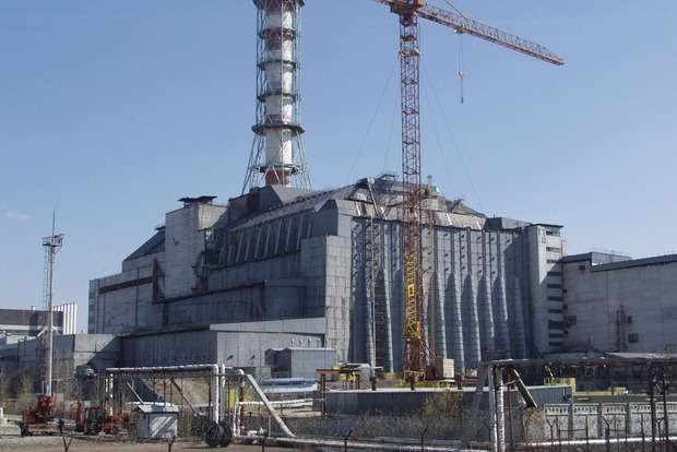 В этом году планируется завершить строительство нового укрытия над четвертым энергоблоком ЧАЭС