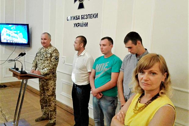 ФСБ заманила в Россию АТОвцев, чтобы повесить на них теракты - СБУ