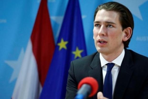 Австрия хочет расширить миссию ОБСЕ на Донбассе - Курц