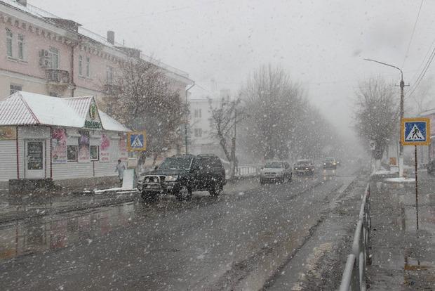 Жителей столицы предупреждают об ухудшении погоды