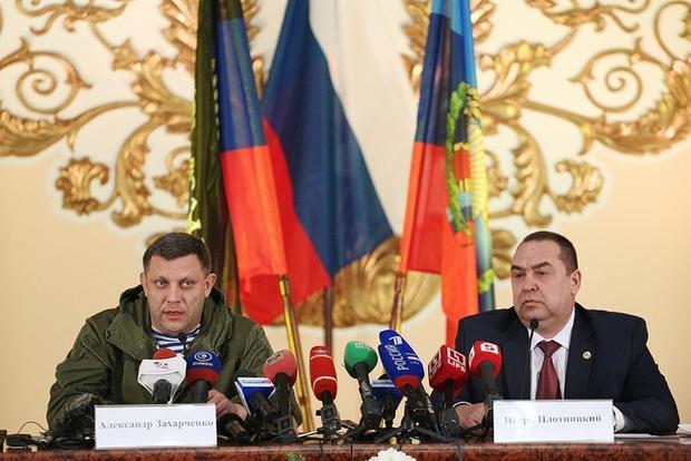 Главари «Л/ДНР» требуют снять блокаду, иначе угрожают захватить все украинские предприятия на оккупированной территории