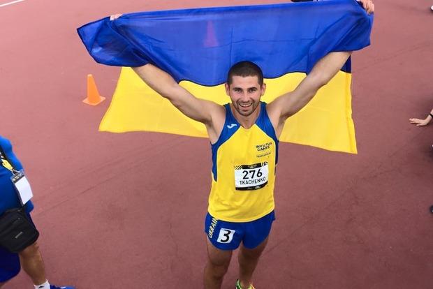 Украинцы выиграли третью медаль на «Играх непокоренных» в Канаде