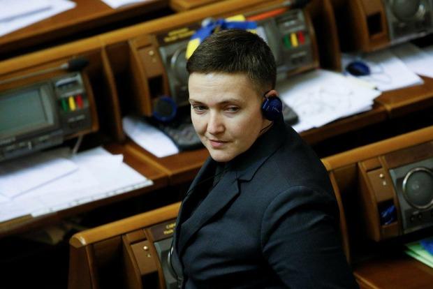 Обнародован список депутатов, голосовавших против ареста Савченко