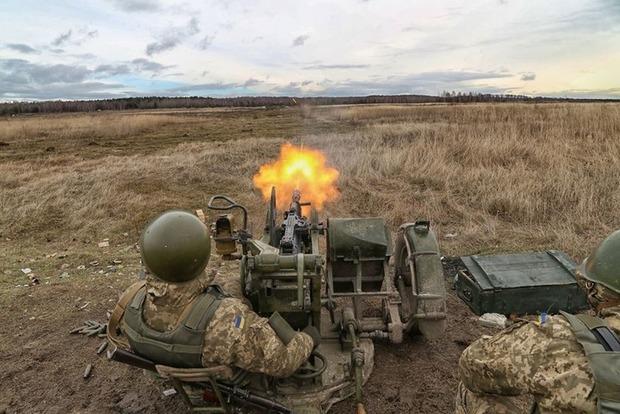 Литовские офицеры едут обучать украинских военнослужащих
