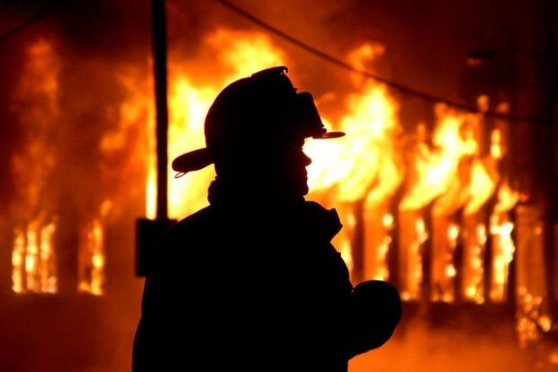 За сутки в пожарах погибли шесть человек