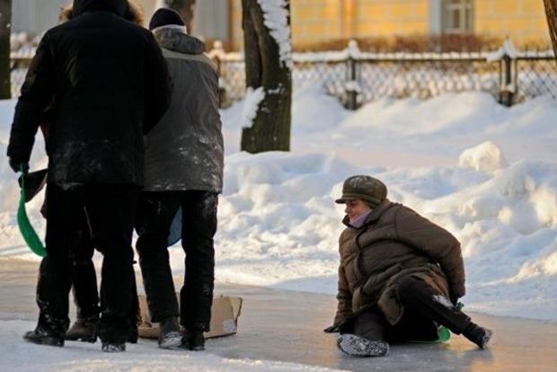Завтра в Киеве ожидается гололедица