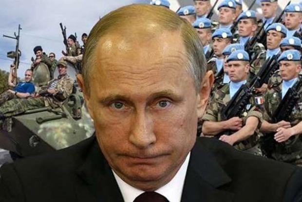 Известный журналист назвал три варианта Кремля по Донбассу