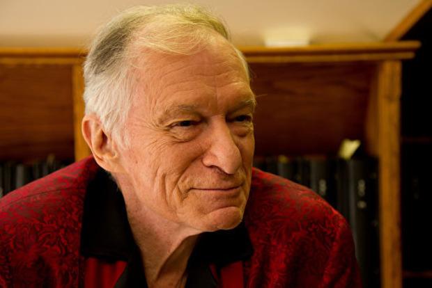 Названа причина смерти основателя Playboy Хью Хефнера