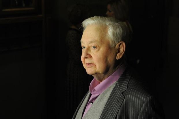 Известный российский актер Табаков попал в реанимацию