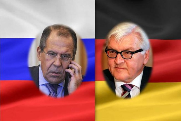 Лавров обсудил со Штайнмайером ситуацию в Украине