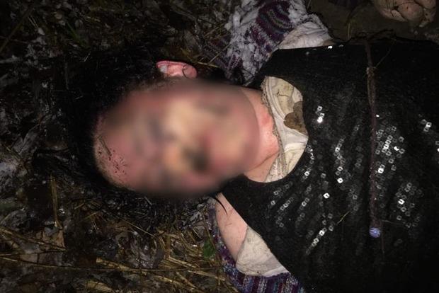 Тело молодой девушки найдено в лесу под Киевом