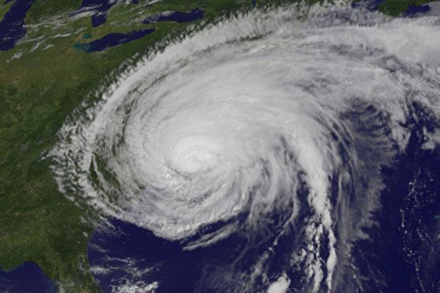 Пятый за год: Шторм Ли превратился в ураган