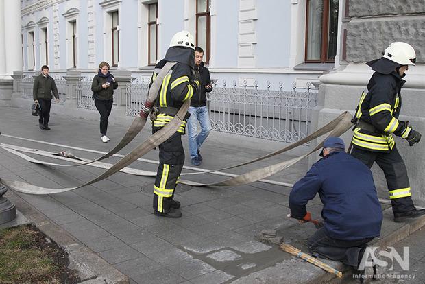 Через месяц информация об уровне противопожарной безопасности учреждений будет публичной – Гройсман