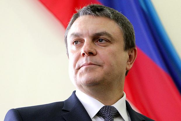 Главарь «ЛНР» захотел переговоров с властями Украины