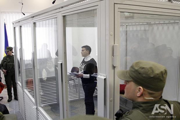 Савченко призналась, что здоровье ухудшается, но не критично