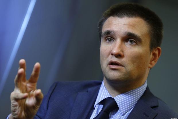 Климкин резко ответил на заявления немецкого политика о Крыме