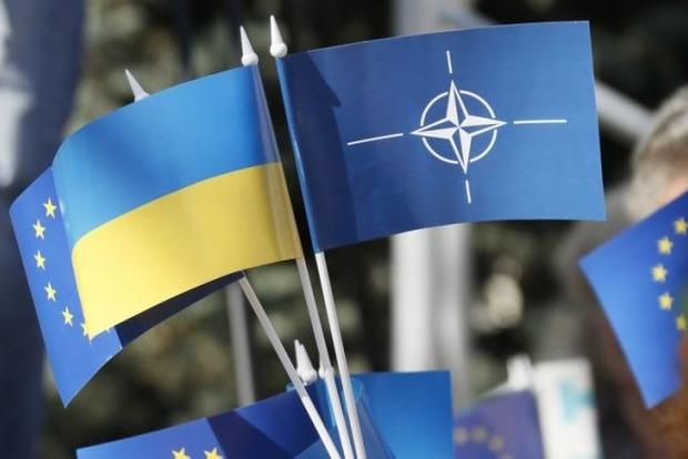 Рада закрепила курс Украины на членство в НАТО