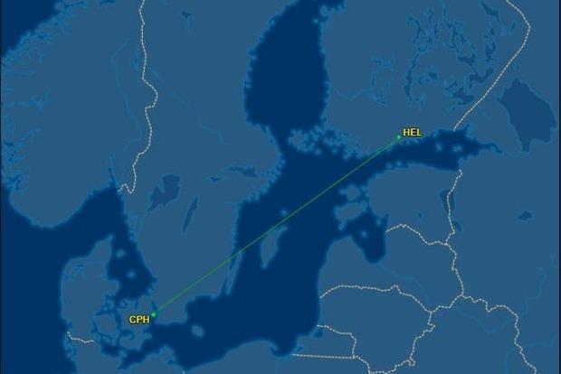 «Самый зловещий рейс» под номером 666 был совершен в пятницу 13-го