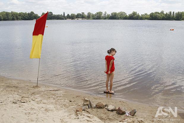 После дождичка в четверг: в Киеве не рекомендуется купаться три дня – эксперт