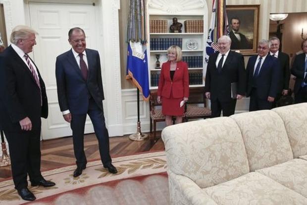 В США не знают о российской записи разговора Лаврова и Трампа