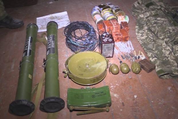 Боевики планировали под видом бойцов АТО совершить в Авдеевке теракты