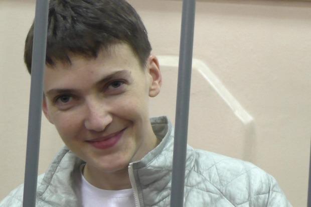 Савченко надеется скоро вернуться домой