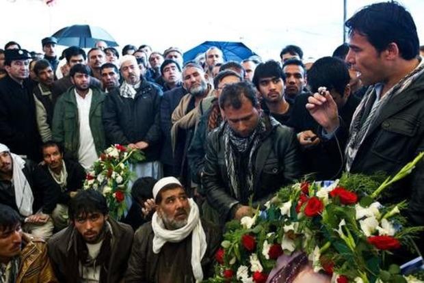 ВАфганистане неизвестные намотоциклах убили репортера ВВС