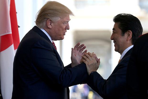 Трамп клянется защитить союзников от Северной Кореи. Но ее ракеты уже могут долететь до США