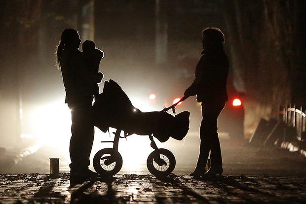 В Тернополе похитили ребенка с коляской