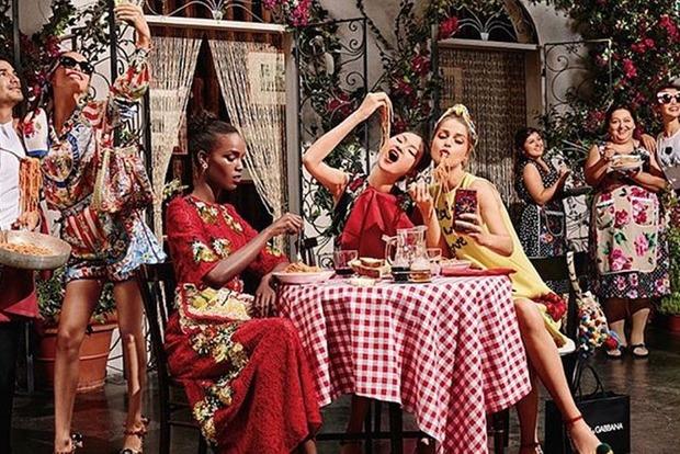 Все интернет‐магазины Китая отказались от Dolce&Gabbana из-за сексизма и расизма