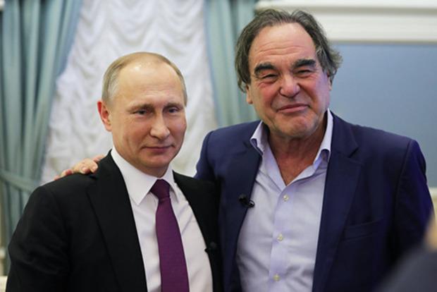Интервью с Путиным. Как кремлевская пропаганда пробирается в умы американцев и кто такой Оливер Стоун