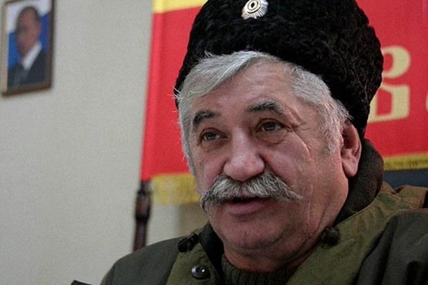 «Казаку войска Донского» Козицыну лично вручили уведомление о подозрении - Матиос