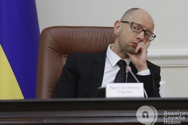 Яценюк надеется на продолжение США санкционного давления против Москвы