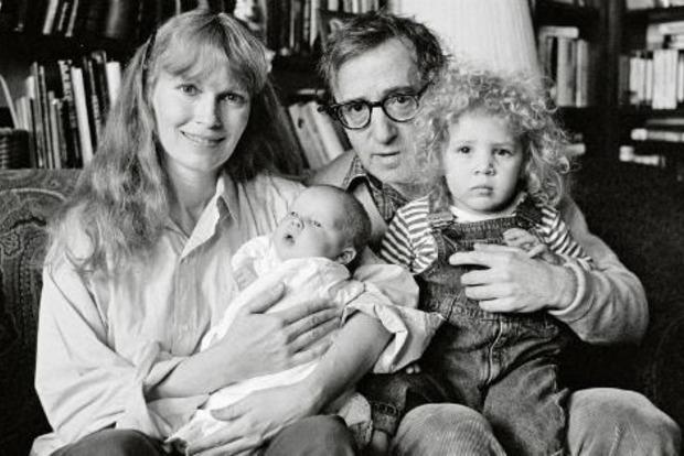Режиссер Вуди Аллен остался без работы из-за совращения своей 8-летней дочери