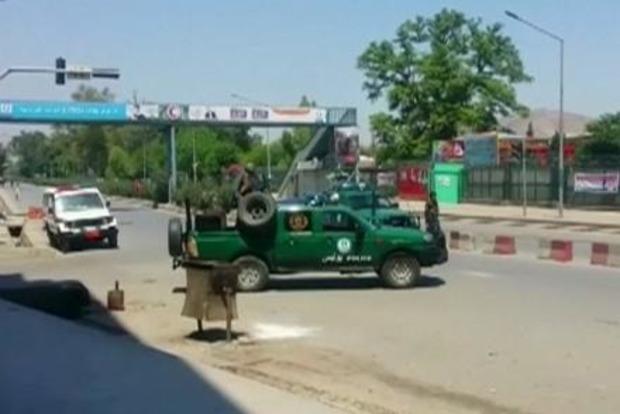 В Афганистане вооруженные люди штурмом взяли гостелерадиокомпанию