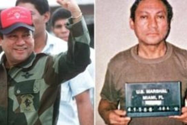 В Панаме умер экс-диктатор Норьега